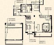 D1户型-建筑面积约168㎡