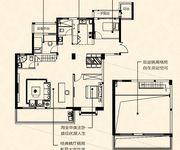 D2户型-建筑面积约168㎡