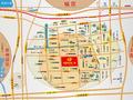 银都商业广场交通图