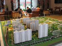 首付35万周市合生国际花园,全新毛坯,超正户型,不绑定车位,景观楼层