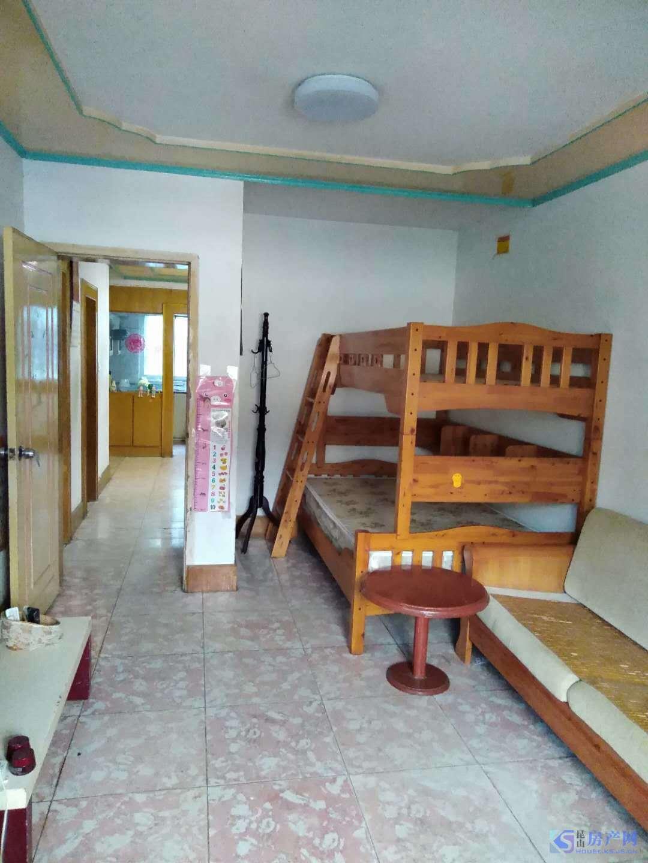 九方城商圈附近紫竹公寓黄金楼层,业主急售,跳楼价只要106万。