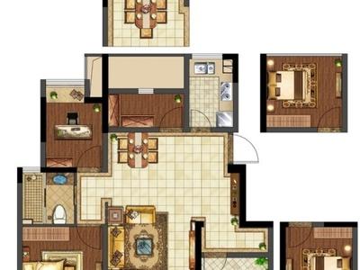 最新房源 柏丽湾毛坯花园洋房、三房可做四房、看房方便、独家房源、业主诚心出售