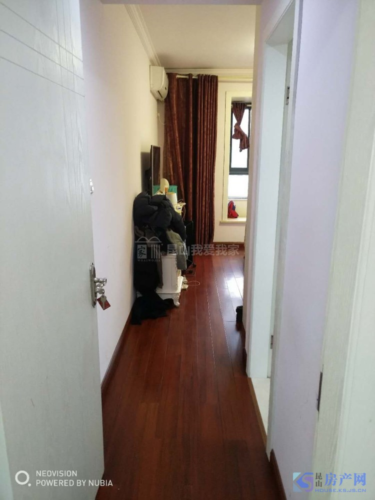 九方城精装修大三房 南北通 户型好 采光好 楼层好 急卖 低于市场价20万