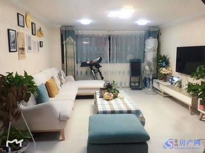 公司主推房源:全新装修,入住只有半年,房东家里新添家丁要置换,懂行的就来看房子。