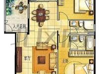 城东南北通户型,送入户10平,景观三房,旁边有商业街,地铁口附近