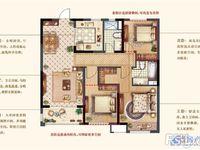 观湖壹号毛坯三房 户型房子 中间楼层 实小二中学区可用 随时看房