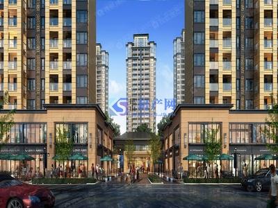 苏州木渎 蓝光和雍锦园 商铺94平至317平现铺出售