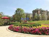 高绿化 低密度 高品质花园洋房 单价8500 9500