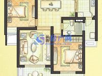 珠江御景103平大两房急售 毛坯 目前最便宜的一套