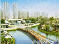 蝶湖湾精装大四房 满五省税 宜居楼层 地理位置优越 位于龙脉之首