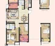 C1型3室2厅2卫约94㎡