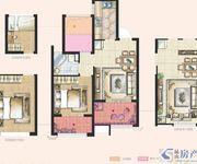 D2型2室2厅1卫约64㎡